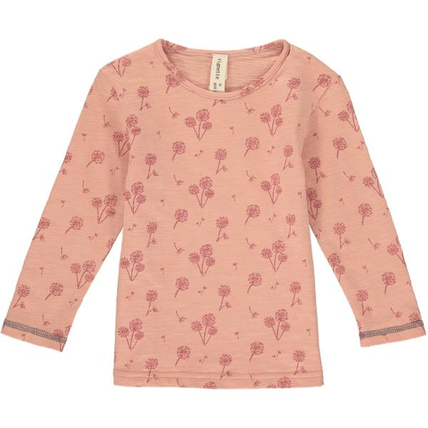 reese t-shirt in rose dandelion