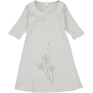 lauren dress in frost