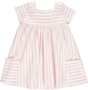 rylie dress in pink