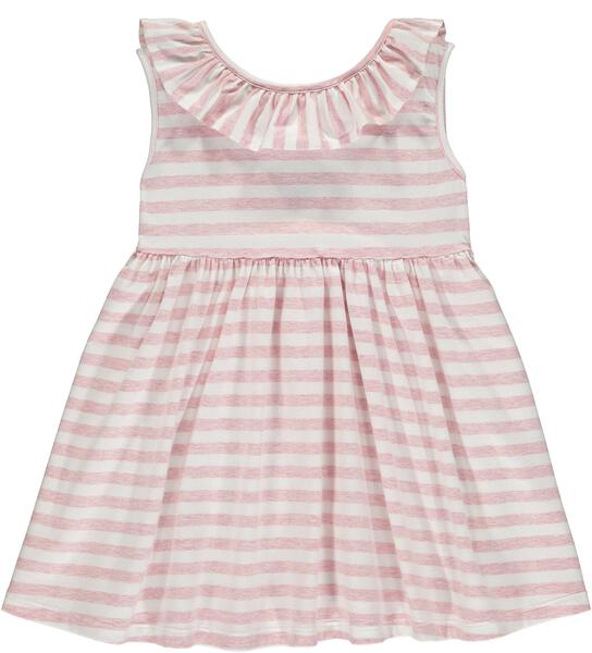 bella dress in pink