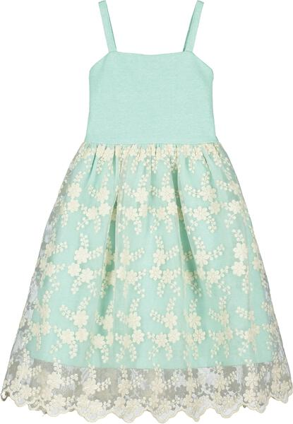 eugenie dress in aqua