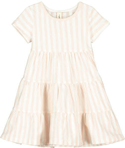 iona dress in pink