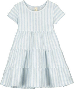 iona dress in blue