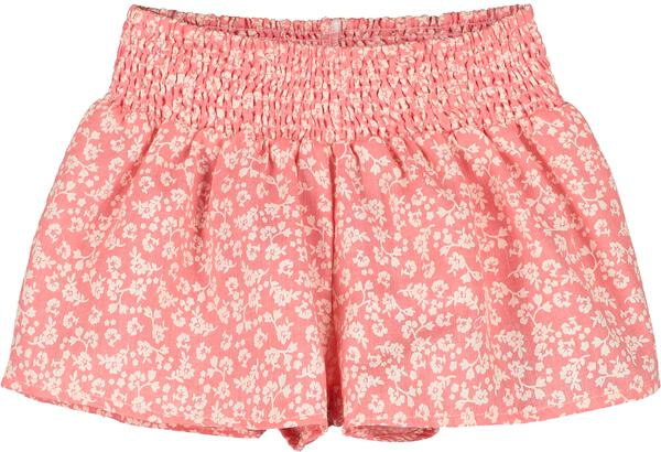 jessie shorts in coral