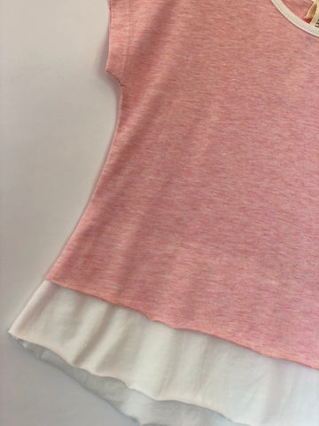 jade t-shirt in blush