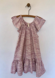 bennie dress in lilac
