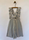 piper overalls in chambray