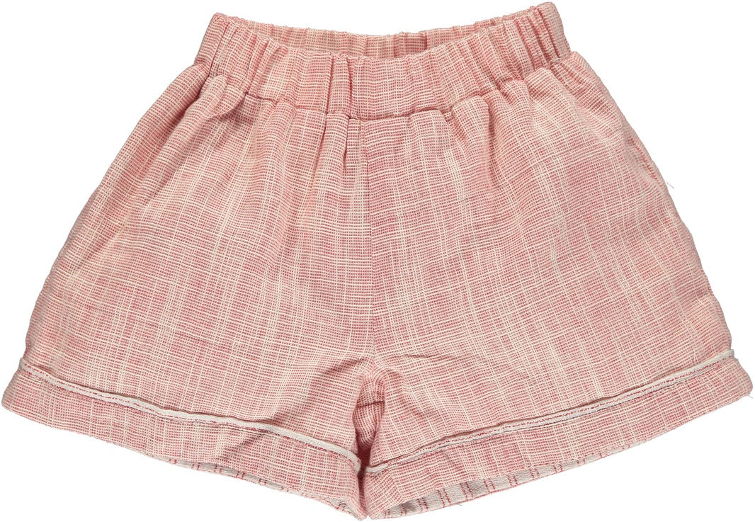 maggie shorts in cherry stripe ... reversible