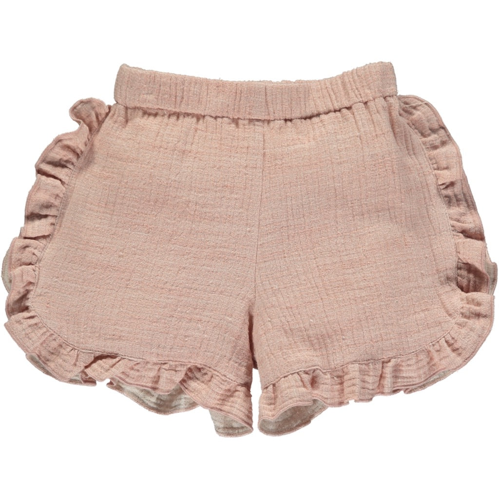 cecily shorts in rose