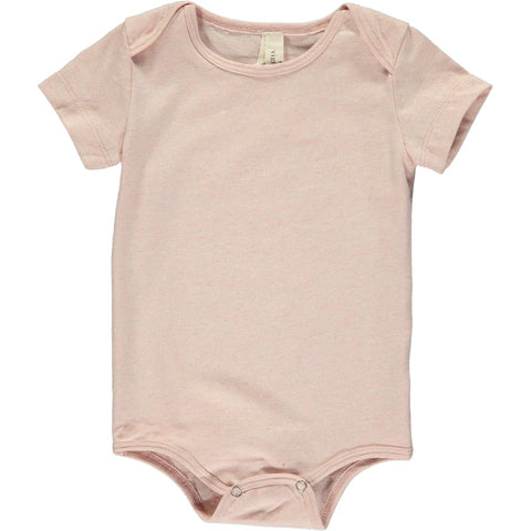 maisie onesie in rose