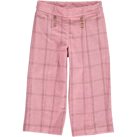 audrey pants in rose