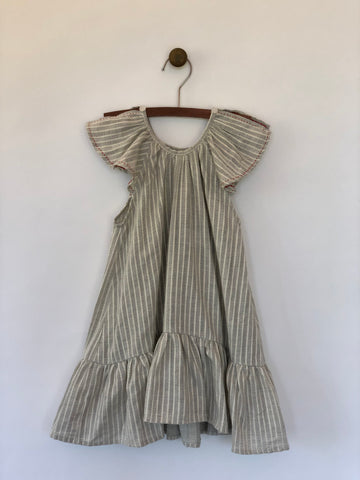 eliza dress in cloud