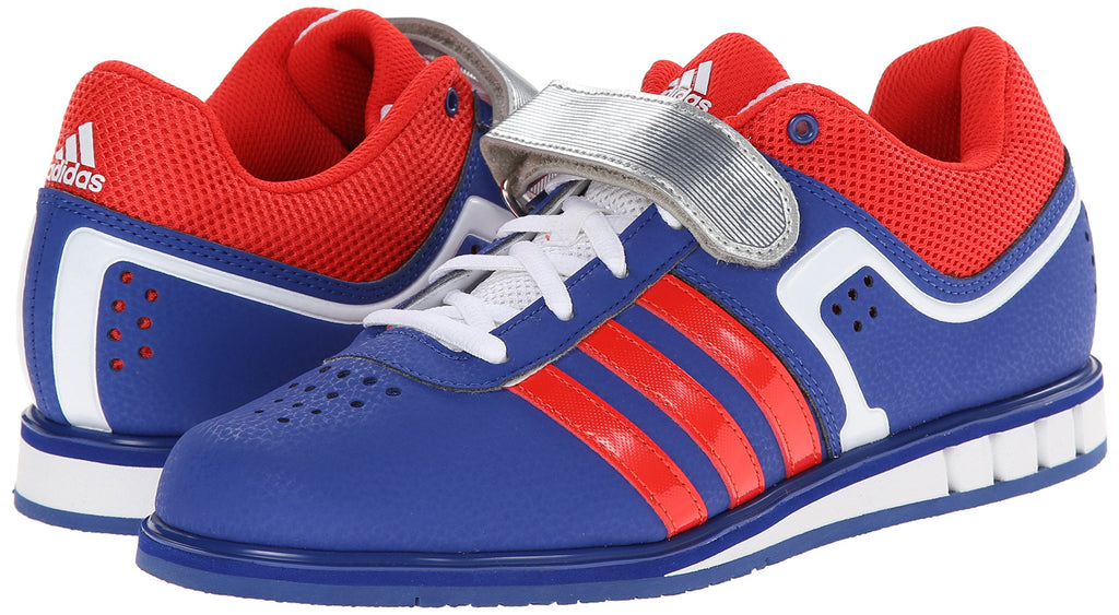 size 40 52866 5042a ... adidas Mens Powerlift.2-M, Pride InkRed, ...