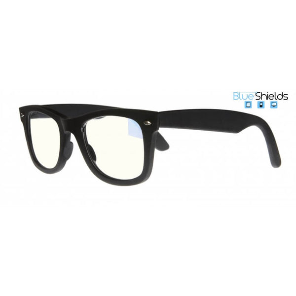 black-wayfarer-blue-shields-reading-glasses
