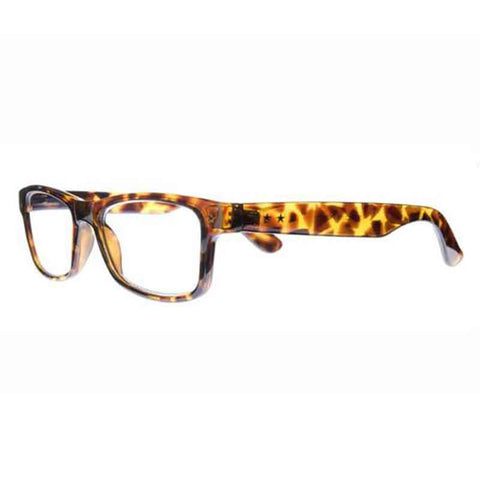 tortoiseshell wayfarer reading glasses