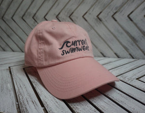 Cotton Dad Hat - Pink