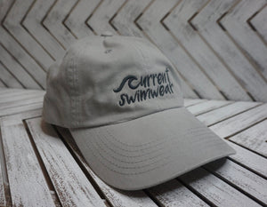 Cotton Dad Hat - Grey