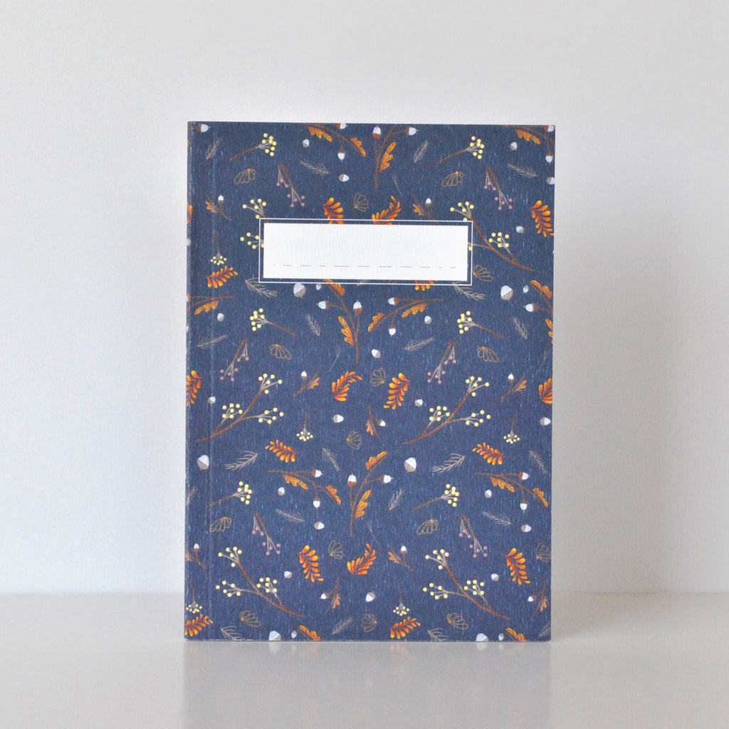 Carnet Sweet Autumn