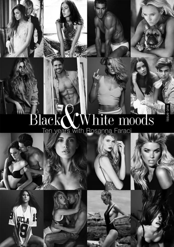 Black and White Moods Book (DIGITAL E BOOK VERSION)