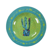 Cactus Salad Plate- Dinnerware- Set of 4