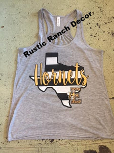 Era Hornets Tank Top & TShirts:  TEXAS