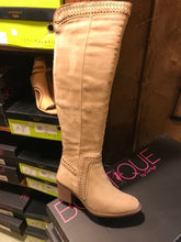 Knee High Boot- Ladder