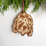 Solo Person or Pet Portrait Ornament