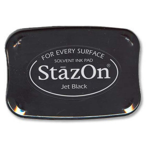 StazOn Ink Pad - Black | Salt & Paper