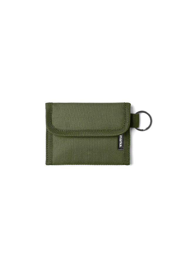 Sako Grid Green - Wallet