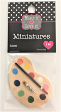 Miniatures Paint Pallet
