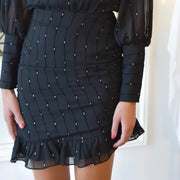 Always Ready Mini Dress