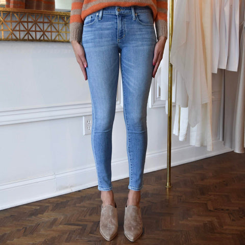 Icon Ankle Jean