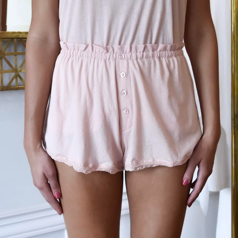 The Lace Tap Short