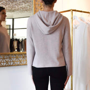 The Cashmere Pocket Hoodie