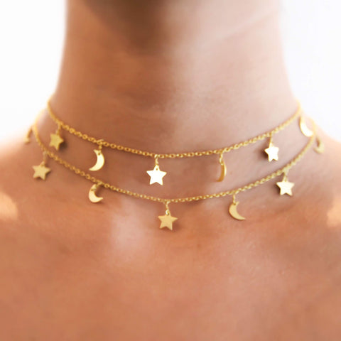 Star + My Mood Choker