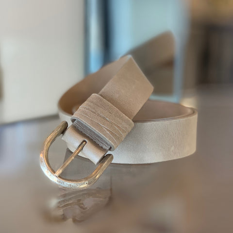 Burlington Taupe Belt