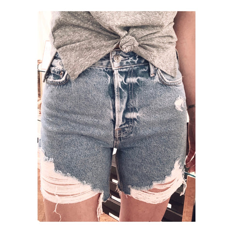 Jourdan Denim Short
