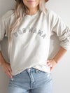 Dog Mama Long Sleeve Sweatshirt