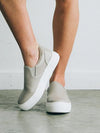 Coconut by Matisse Gradient Ivory Lizard Sneakers