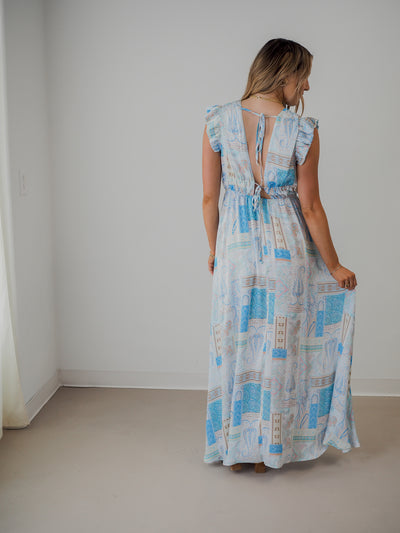 Gentle Fawn Tucker Stripe Knit Sweater