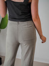 JBD High Waisted Washed Black Skinny Jeans