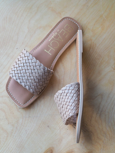 Matisse BEACH Nude Valley Woven Sandal