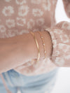 Kinsey Design Poise Gold Bracelet