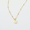 Gorjana Shorebreak Necklace-Gold