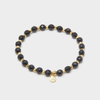 Gorjana Power Gemstone Elastic Bracelet for Protection-Gold