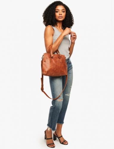 ABLE Rachel Crossbody - Whiskey