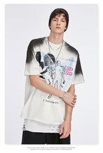 Load image into Gallery viewer, Tshirt Tie Dye With Butterfly Print Mens T Shirts Fashion 2020 Trending Summer