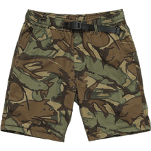 Load image into Gallery viewer, Denim Shorts Men Fashion Camouflage Print Drawstring Military