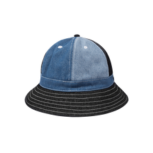 Load image into Gallery viewer, Summer Fisherman Hat Men Streetwear Denim Fabric Cap Male Outdoor
