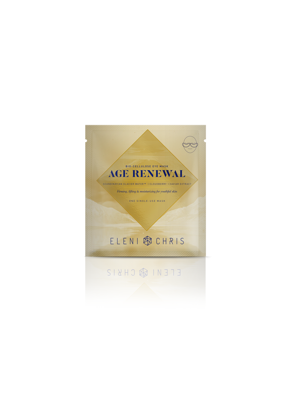 Age Renewal Bio-Cellulose Eye Mask